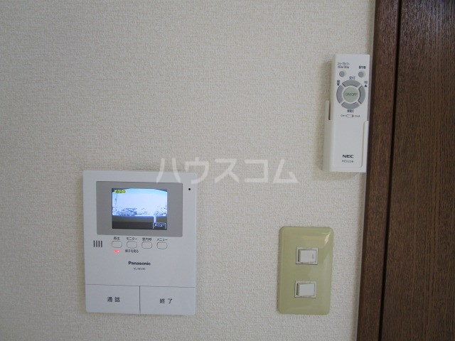 サンホープⅡ 105号室のセキュリティ