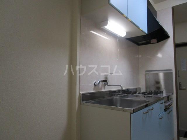 サンホープⅡ 105号室のキッチン