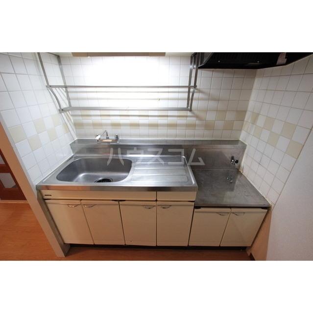 マリナスパジオ 102号室のキッチン