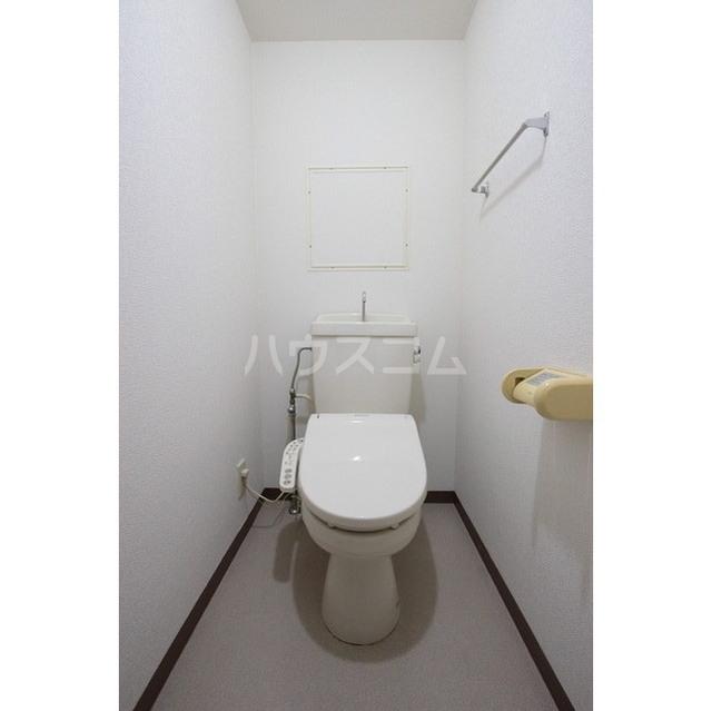 マリナスパジオ 102号室のトイレ