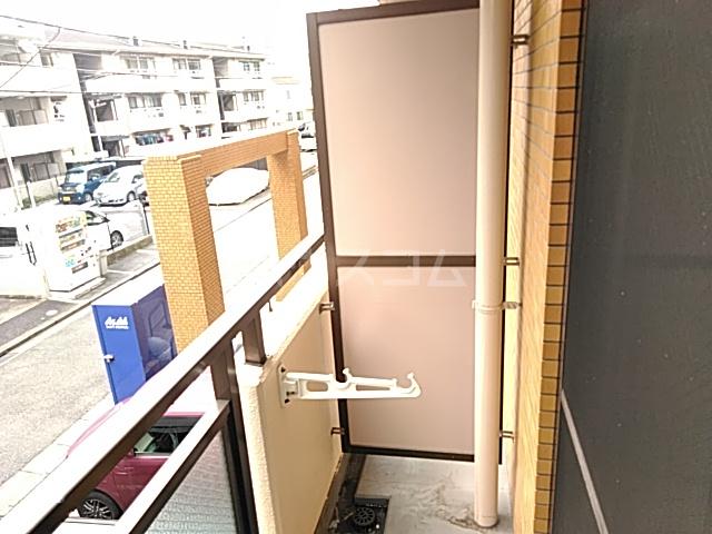 アーバンヒルズ鶴間 208号室のバルコニー