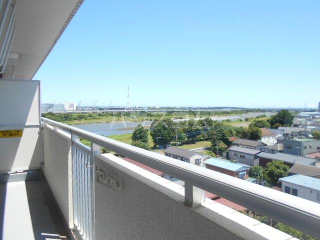 スカイコート 702号室の景色
