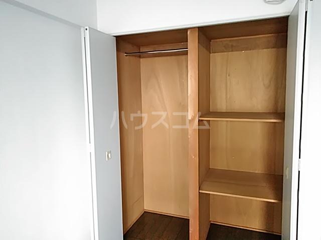 スカイコート 702号室の収納