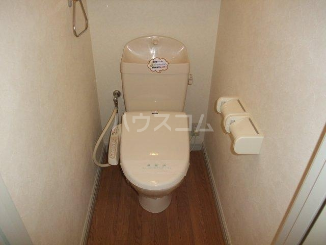 フォレストコムス 202号室のトイレ