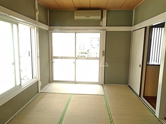 ハイツフジミ 203号室の居室