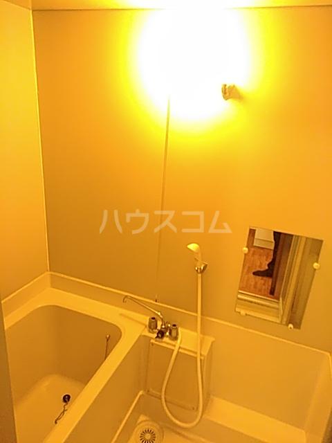 ハイツフジミ 203号室の風呂