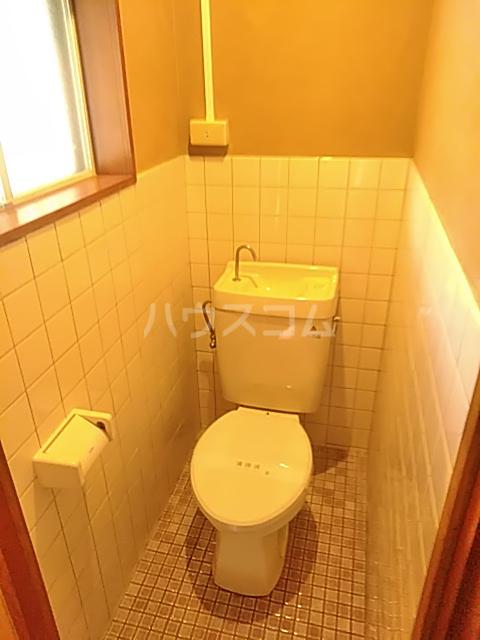 ハイツフジミ 203号室のトイレ