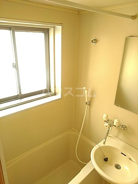 コーポウイングB棟 202号室の風呂