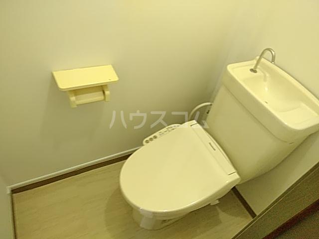 神栄マンションのトイレ