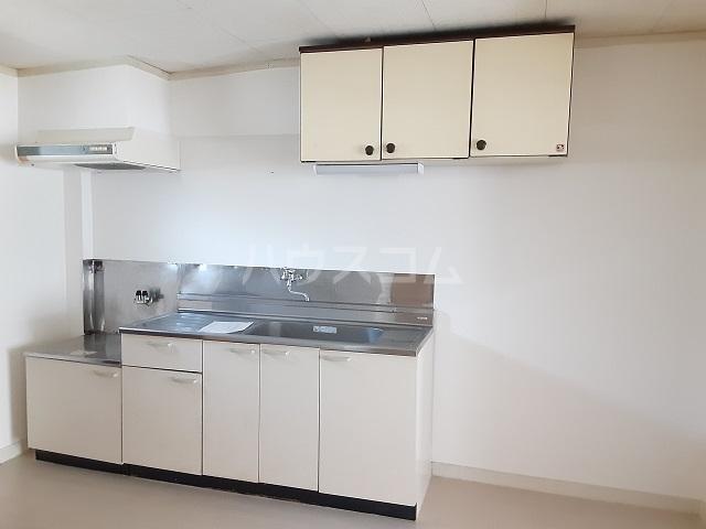 桜ヶ丘コーポ 203号室のキッチン