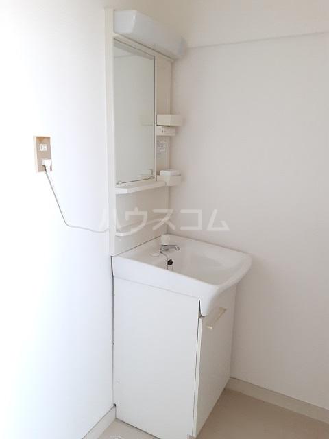 桜ヶ丘コーポ 203号室の洗面所