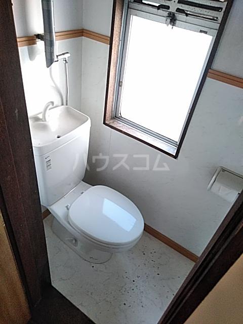 あきらマンション 305号室のトイレ