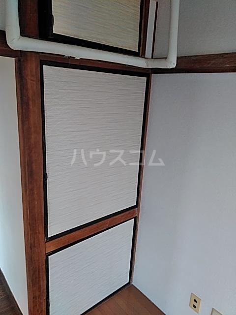 あきらマンション 305号室の収納