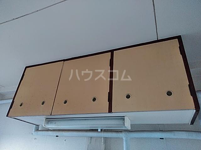 あきらマンション 303号室の収納