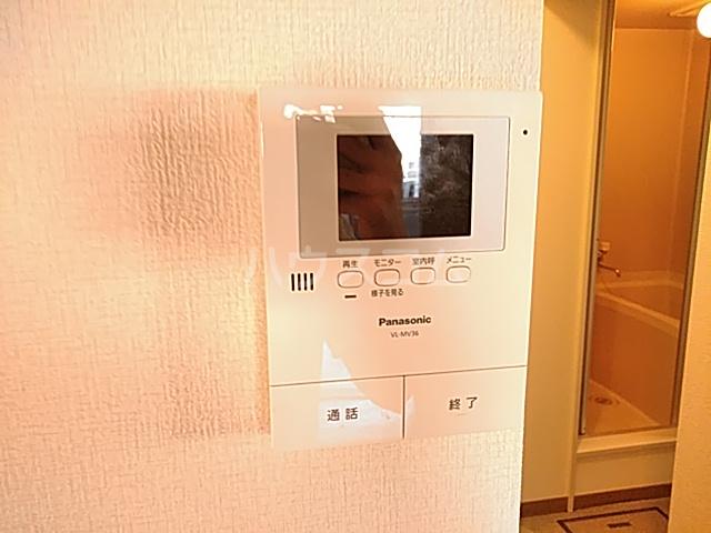 カトルヤマジュ 102号室のセキュリティ