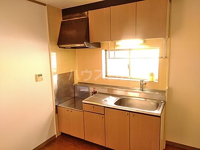 カトルヤマジュ 102号室のキッチン