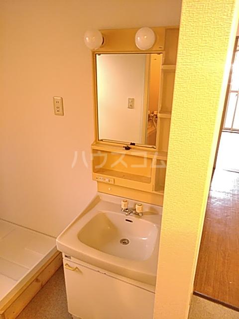 カトルヤマジュ 102号室の洗面所