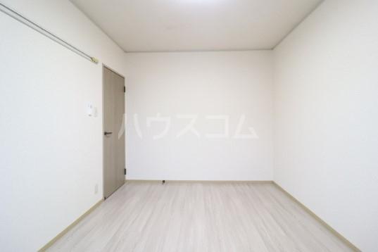 セジュールMTⅡ 202号室のベッドルーム