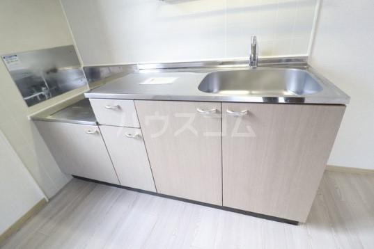 セジュールMTⅡ 202号室のキッチン