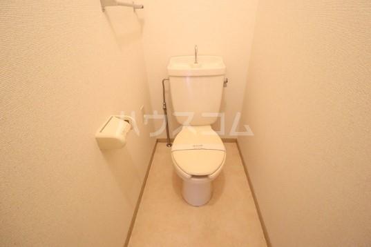 セジュールMTⅡ 202号室のトイレ