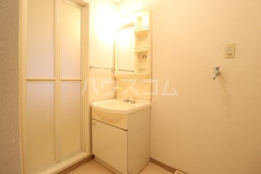 セジュールMTⅡ 202号室の洗面所