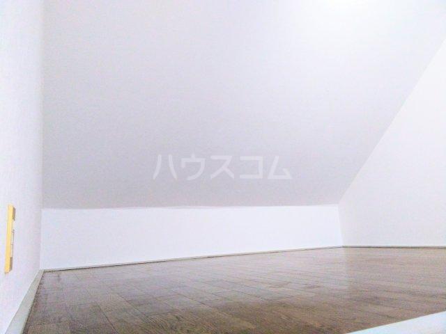 ララ鶴間No.3 202号室のベッドルーム