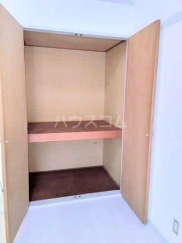 ララ鶴間No.3 202号室の収納