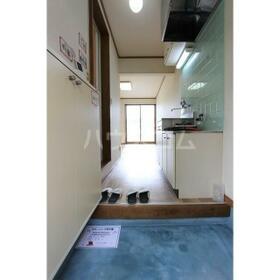 スカイ平塚 103号室の玄関