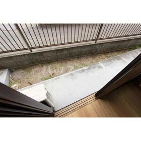 スカイ平塚 103号室のバルコニー