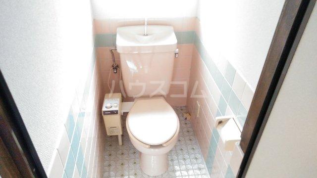 メゾン トーマ 101号室のトイレ