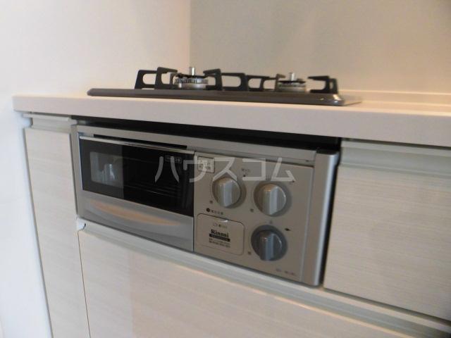 パークシティ柏の葉キャンパスザ・ゲートタワーウエスト 1217号室のキッチン