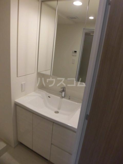 パークシティ柏の葉キャンパスザ・ゲートタワーウエスト 1217号室の洗面所