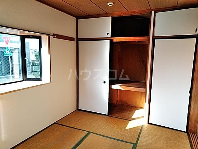 プレミー旭町 105号室のベッドルーム