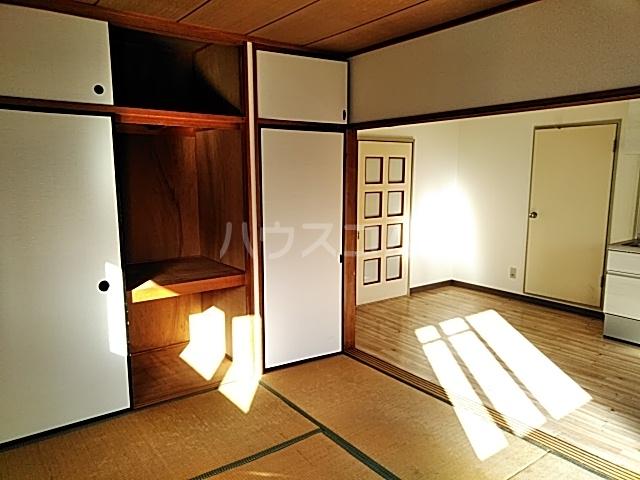 プレミー旭町 105号室の居室