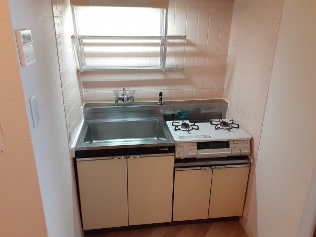 メゾン・ド・ピアⅡ 201号室のキッチン