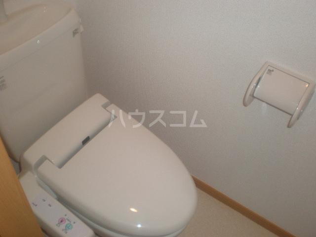 シャトレ・ハイムヒル 01020号室のトイレ