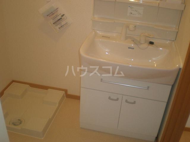 シャトレ・ハイムヒル 01020号室の洗面所