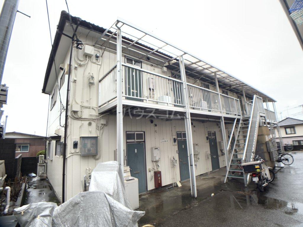 コーポ福伸外観写真