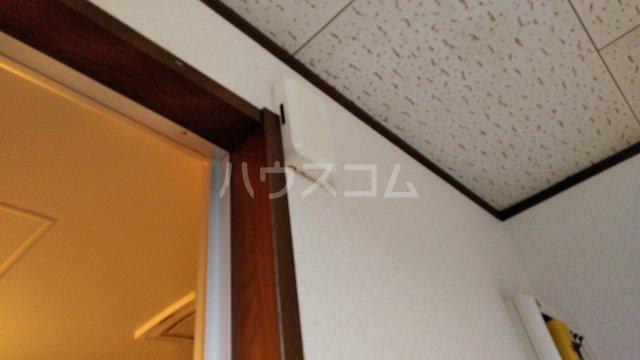 晴海ハイツ 102号室のセキュリティ