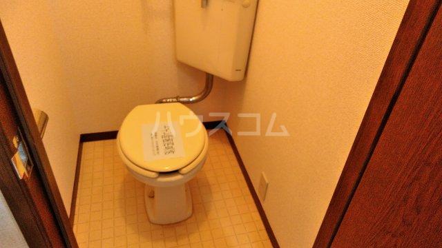 晴海ハイツ 102号室のトイレ