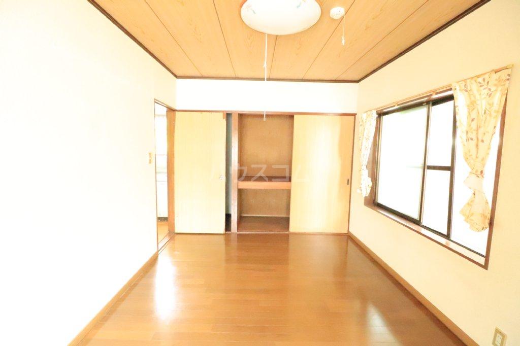 ラポルトの居室