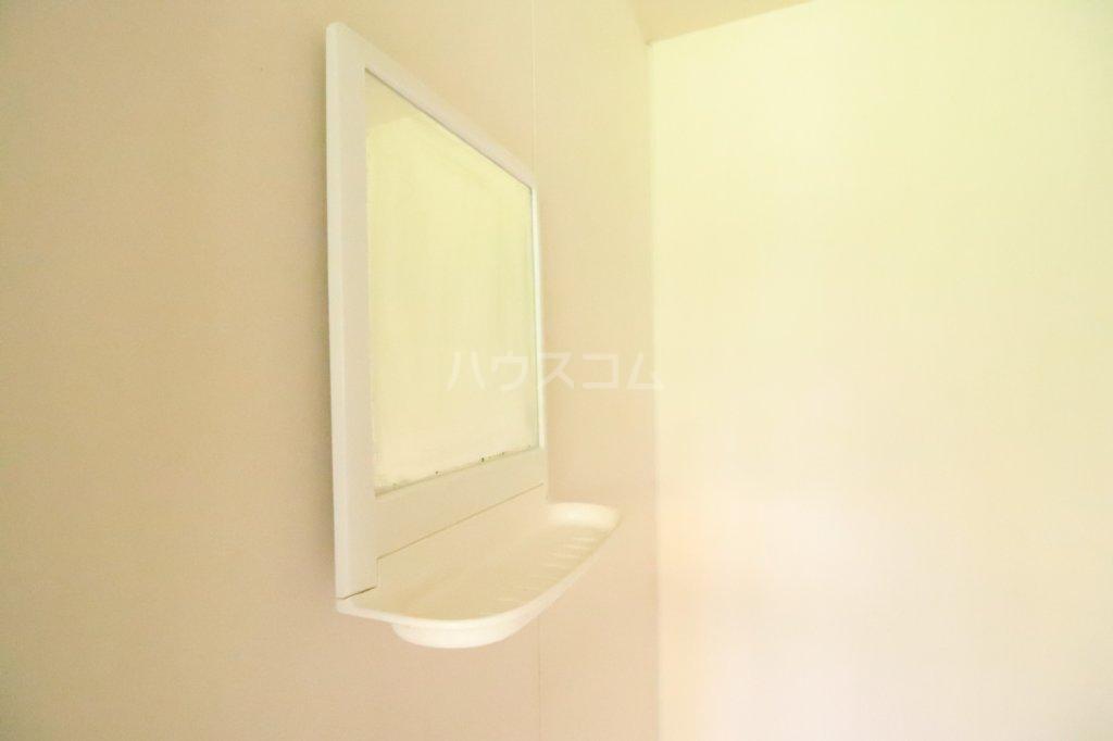 ラポルトの洗面所