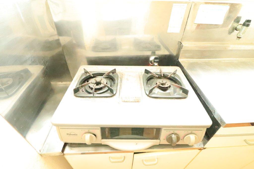 ラポルトのキッチン