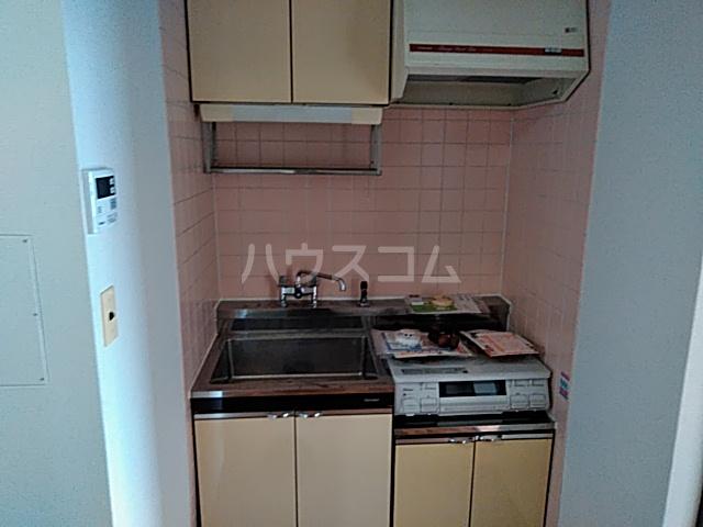 メゾン・ド・ピアⅡ 301号室のキッチン