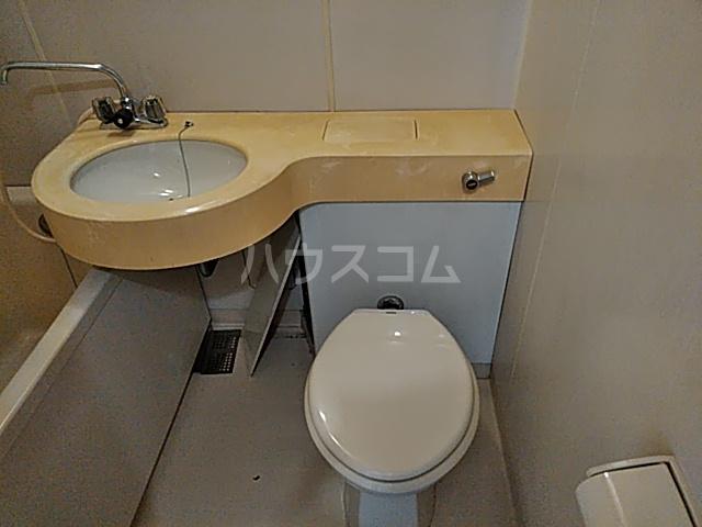 メゾン・ド・ピアⅡ 301号室の洗面所