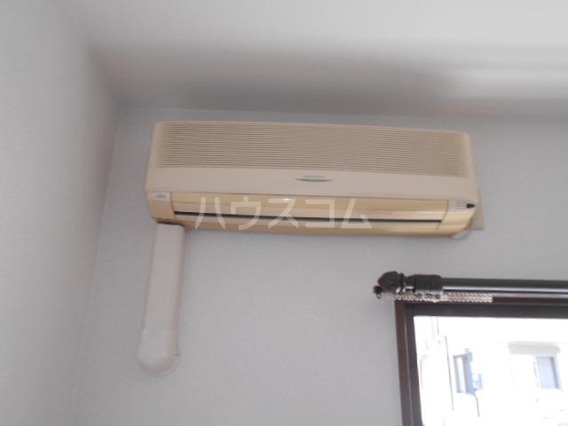 エテルノ鶴巻 302号室のバルコニー