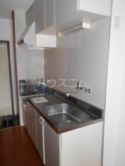 エテルノ鶴巻 302号室の設備