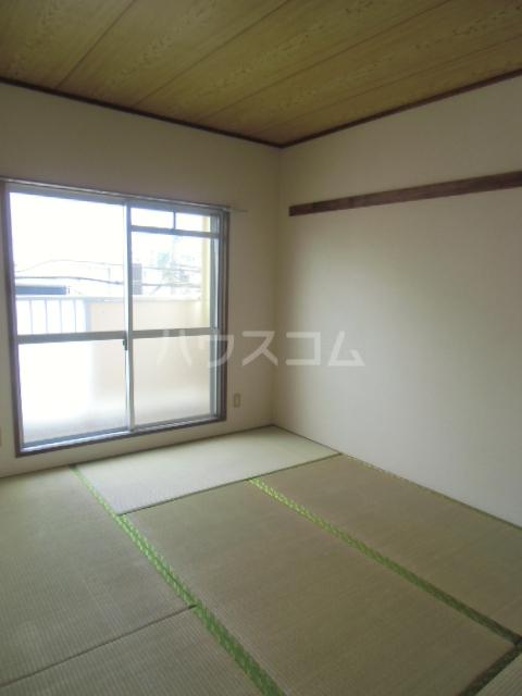 ヒルサイドアライ 305号室の居室