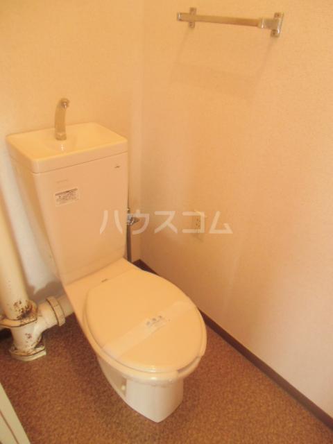 ヒルサイドアライ 305号室のトイレ