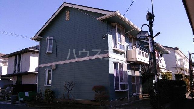 桜井ハイツの外観